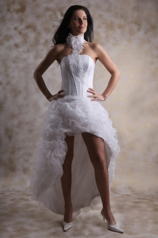 Kurzes sexy Hochzeitskleid  Kleiderfreuden