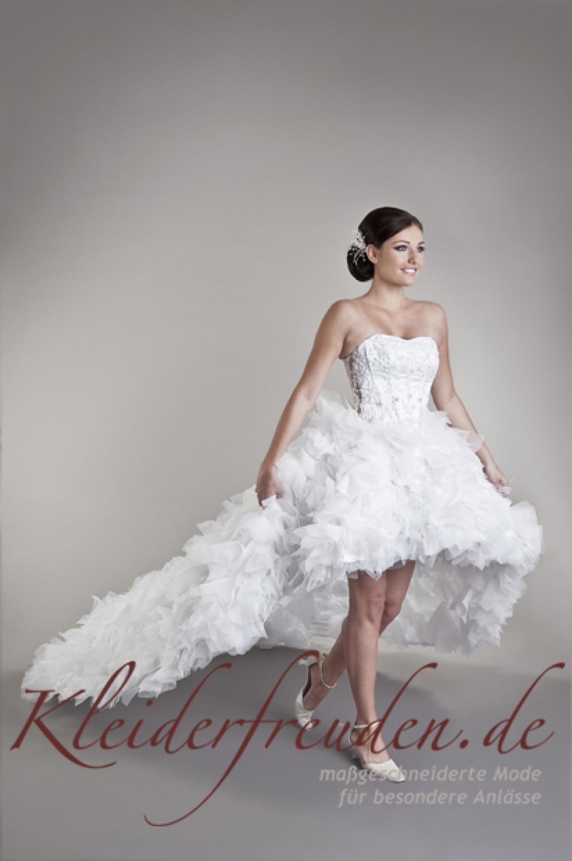 Brautkleid abnehmbarer Rock  Kleiderfreuden