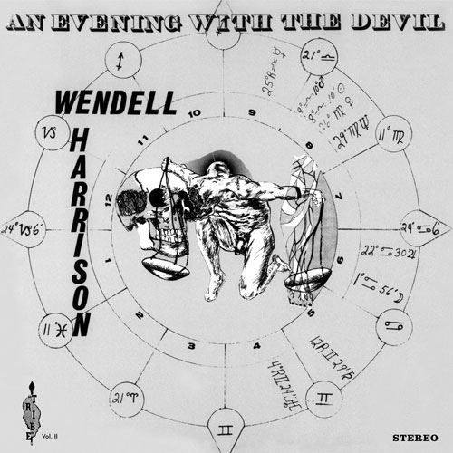 Wendell Harrison An Evening With The Devil Pure