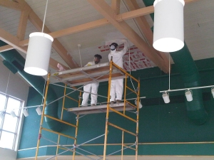 Klein Cleaning Commercial and Industrial Painting