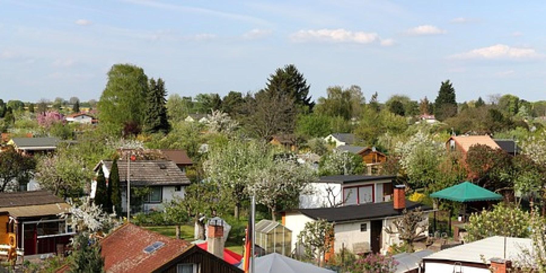Neuer Nachbarschaftsgarten in Hiltrup