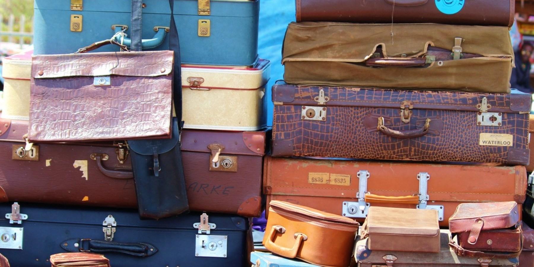 Kofferflohmarkt in der Stadtbücherei