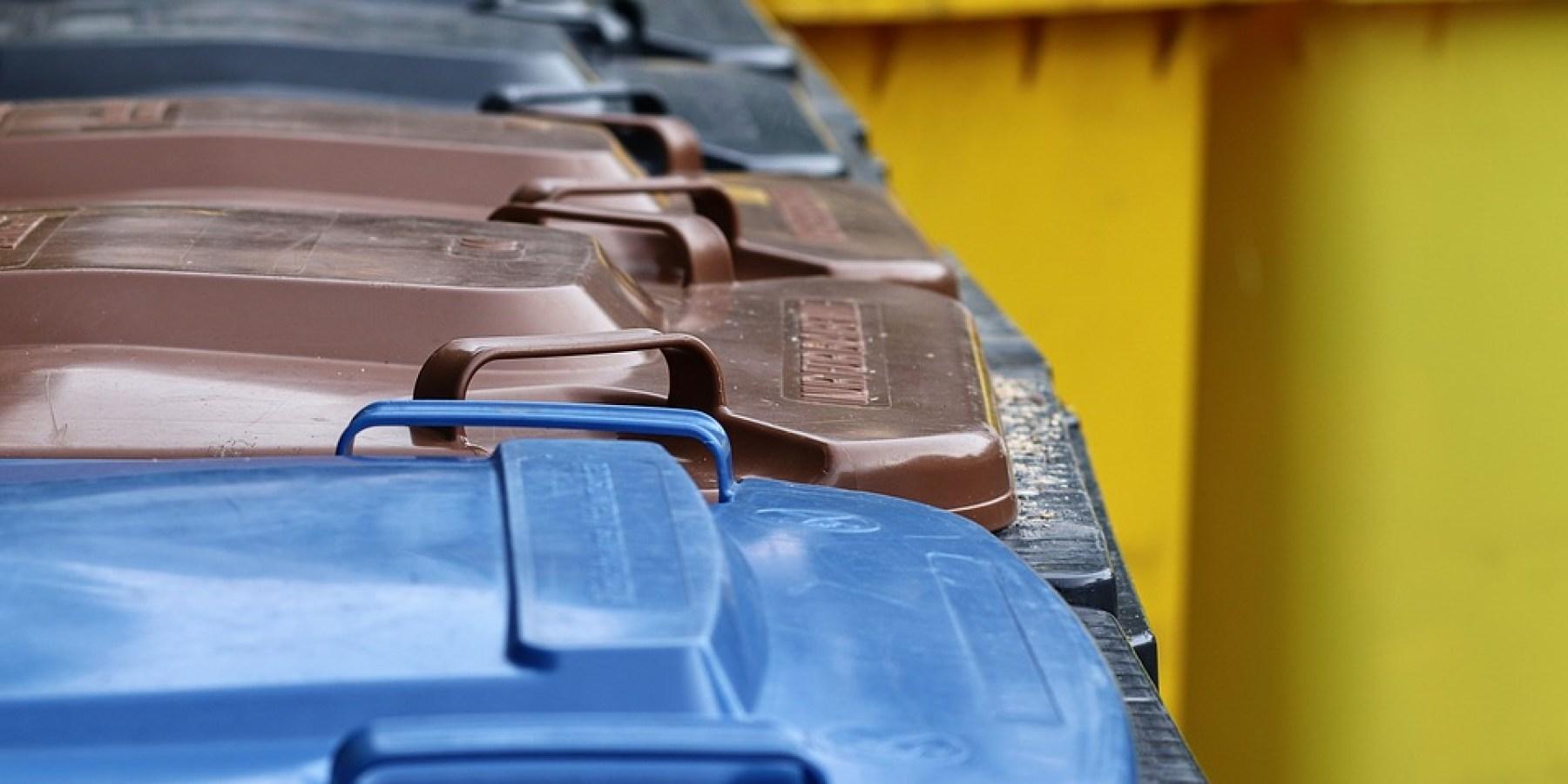 AWM öffnen testweise vier Stadtteil-Recyclinghöfe