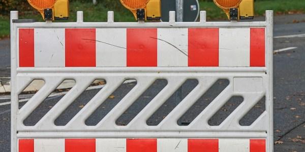 Promenade gesperrt: Ludgeristraße bis Wallgasse