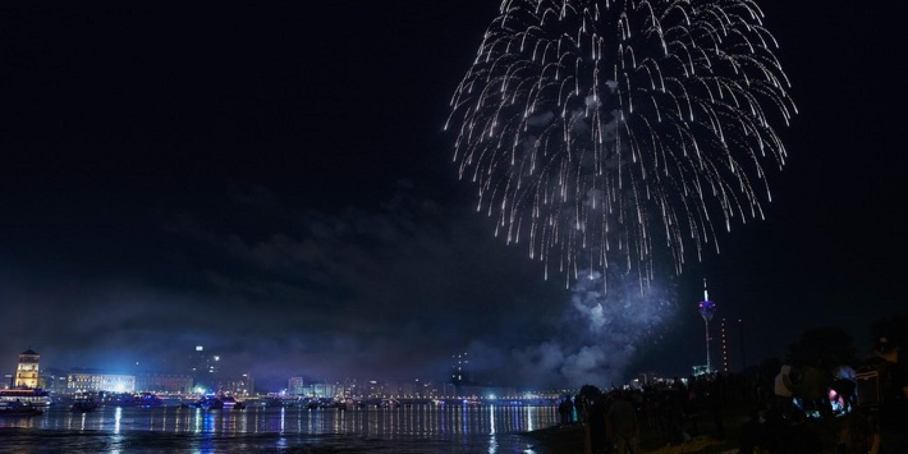 600.000 Besucher feiern ein Fest der deutsch-japanischen Freundschaft