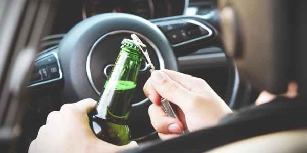 Trunkenheit im Verkehr