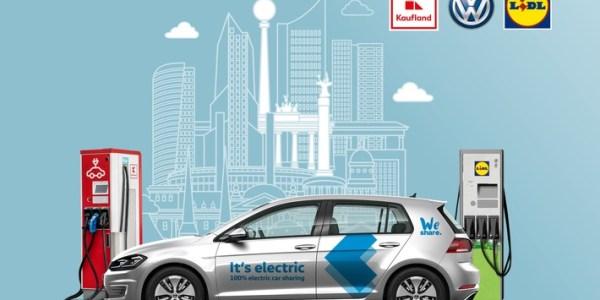 Ausbau der E-Ladeinfrastruktur in Berlin als Win-Win-Situation für Kunden und Partner