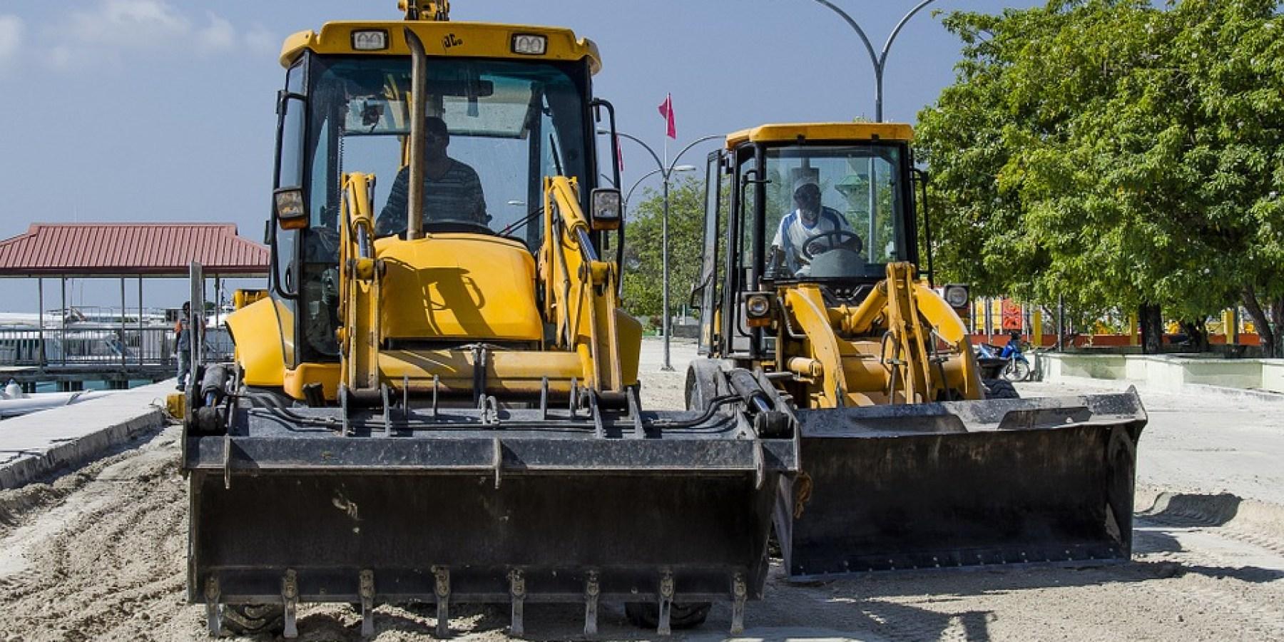Großbaustelle Heroldstraße: Bürgersprechstunde fällt bis auf weiteres aus