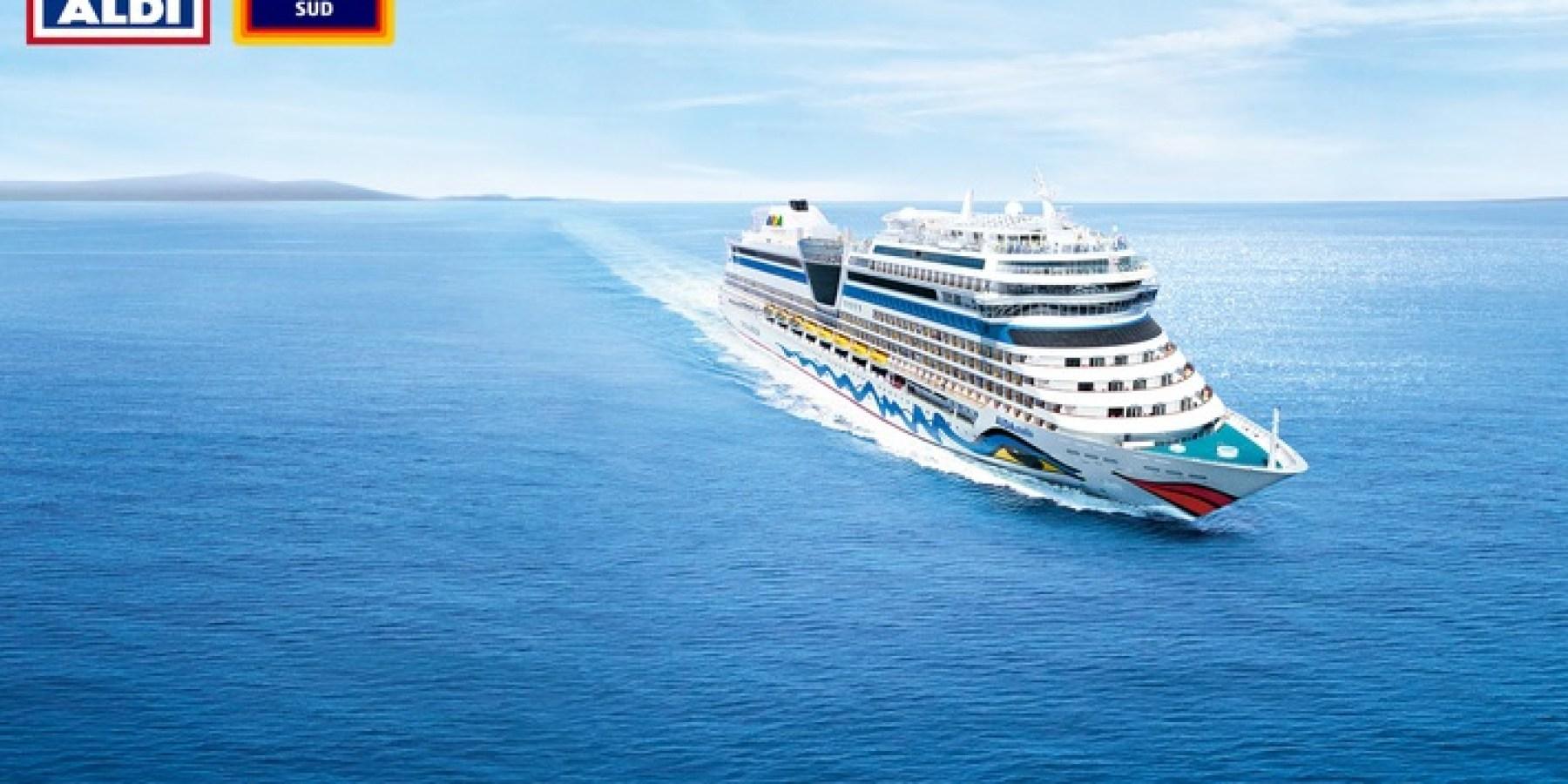 ALDI kooperiert für ALDI Reisen mit AIDA Cruises