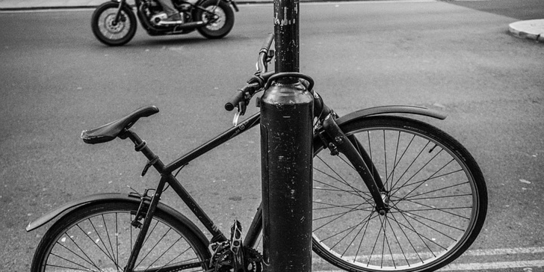 Aufmerksame Zeugen verhindern Fahrraddiebstahl