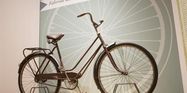 Stadtmuseum: Fahrrad des Monats