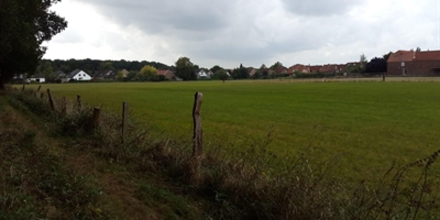 Gut acht Hektar Bauland für Wolbeck