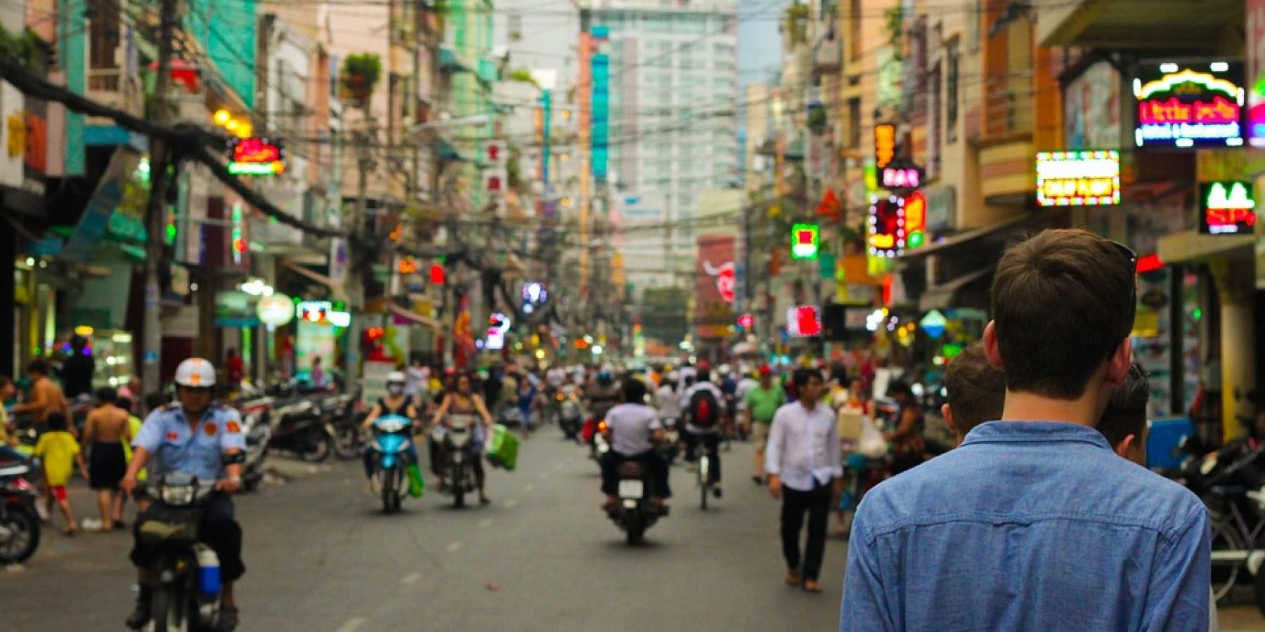 Asien ist weiterhin größter touristischer Wachstumsmarkt