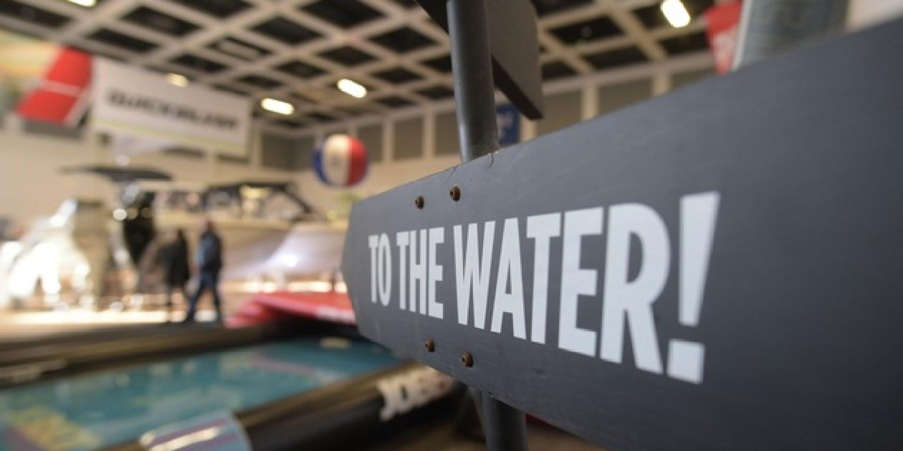 Wasserhauptstadt bietet riesen Auswahl