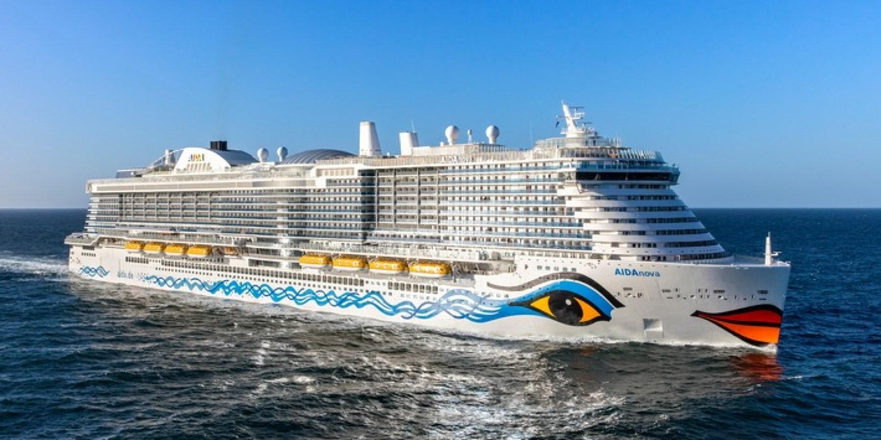 AIDA Cruises geht einen weiteren Schritt im Rahmen seiner Green Cruising Strategie