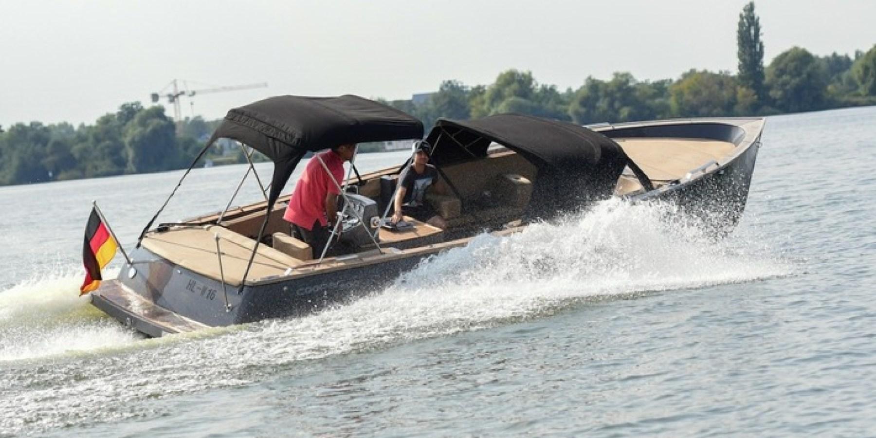 BOOT & FUN 2019: Paradies für Motorbootliebhaber