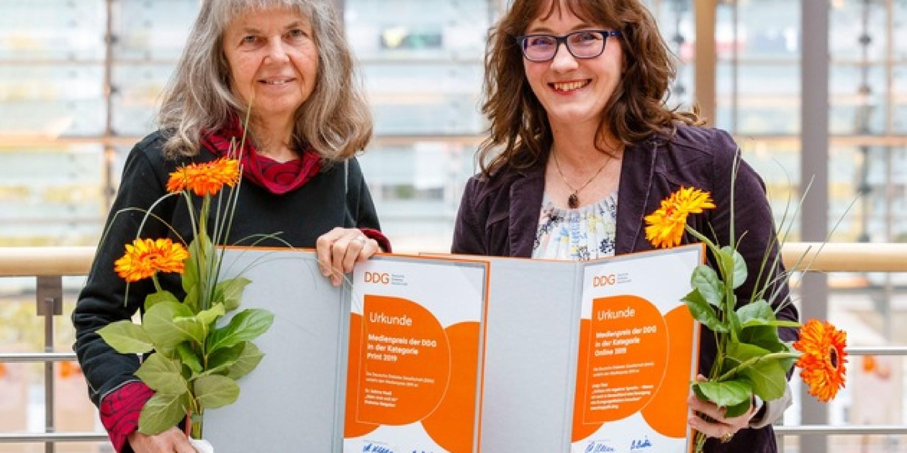 Diabetes Ratgeber gewinnt Medienpreis der Deutschen Diabetes Gesellschaft