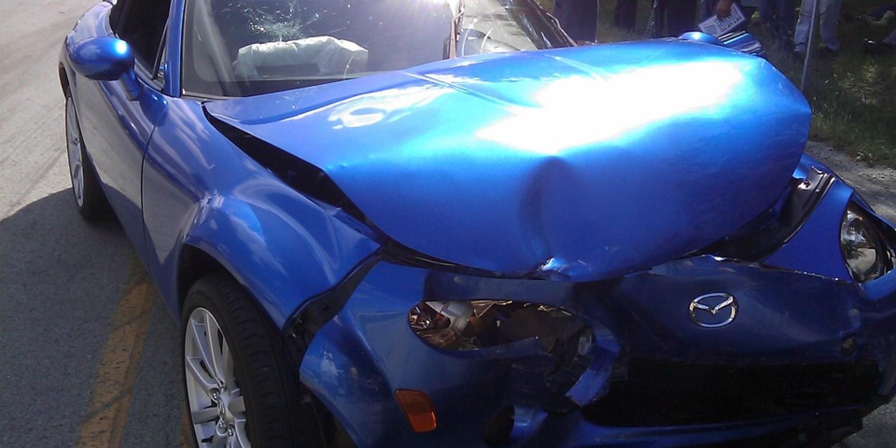 PKw-Fahrerin verstirbt nach Unfall auf der Autobahn