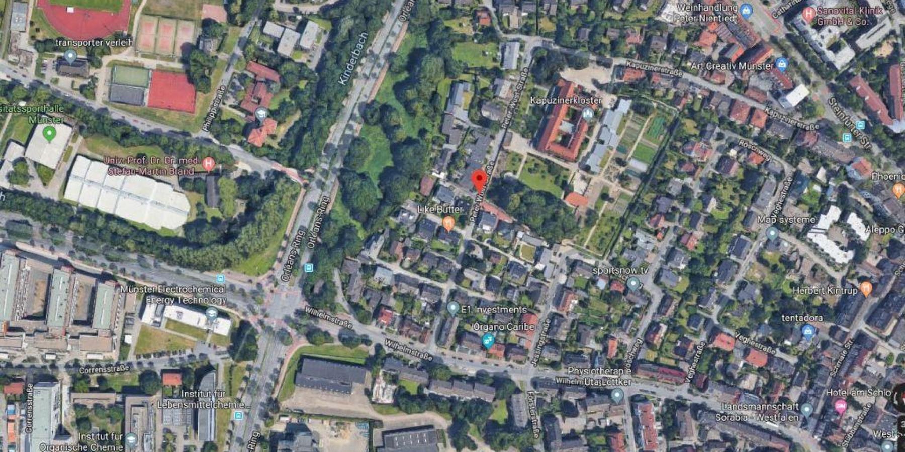 Peter-Wust-Straße ab Montag abschnittweise gesperrt