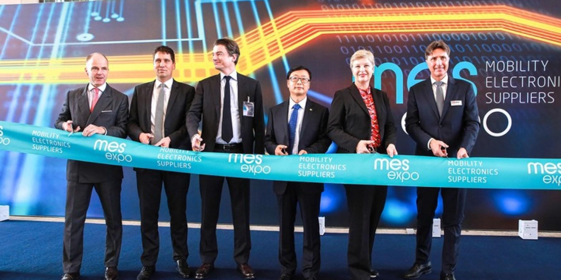 Die Zukunft der Mobilität ist elektrisch – Fachmesse MES Expo feiert in Berlin Premiere