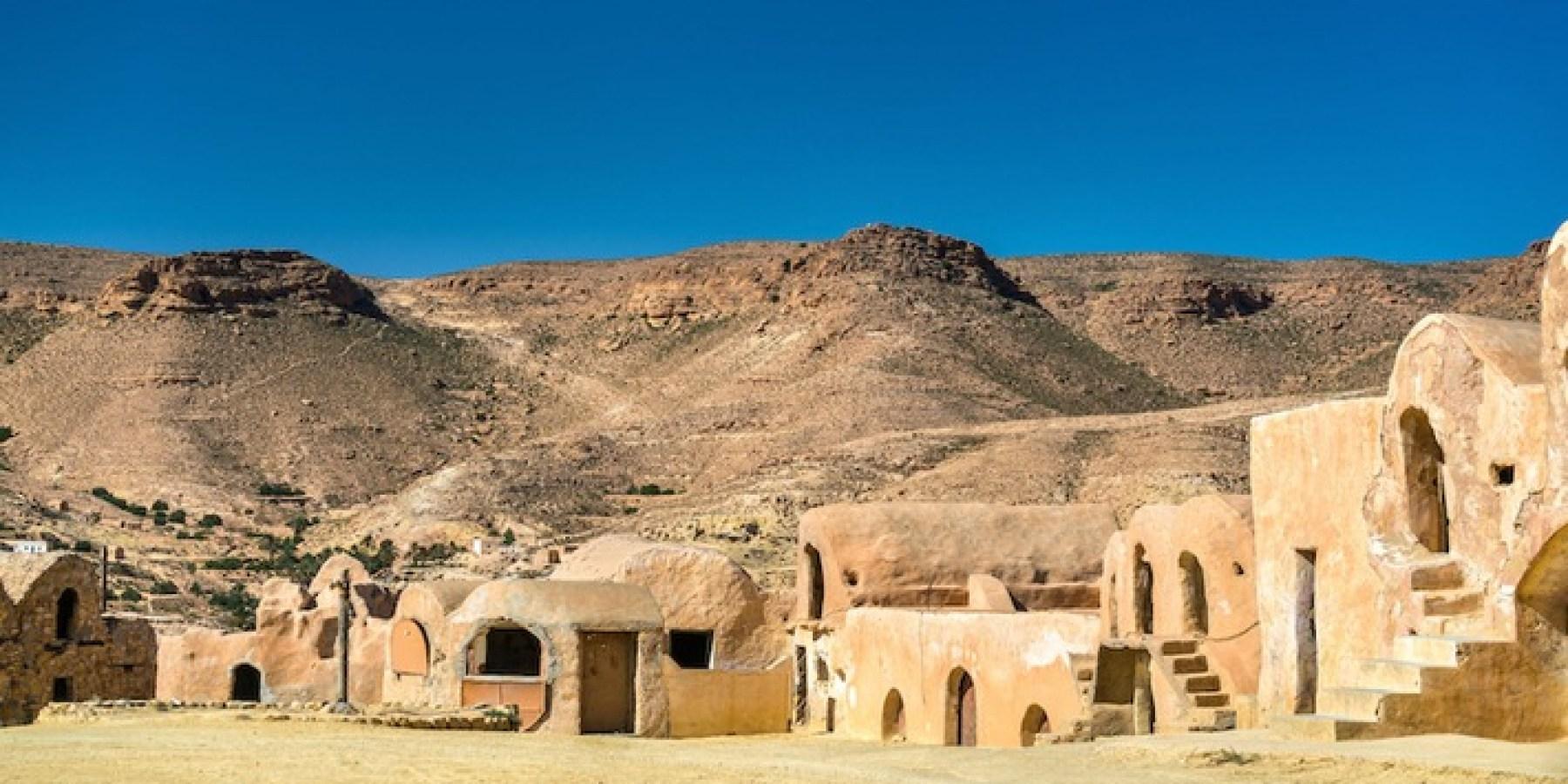 """Reisen an die Drehorte von """"Star Wars"""": Von Tatooine bis Ahch-To"""