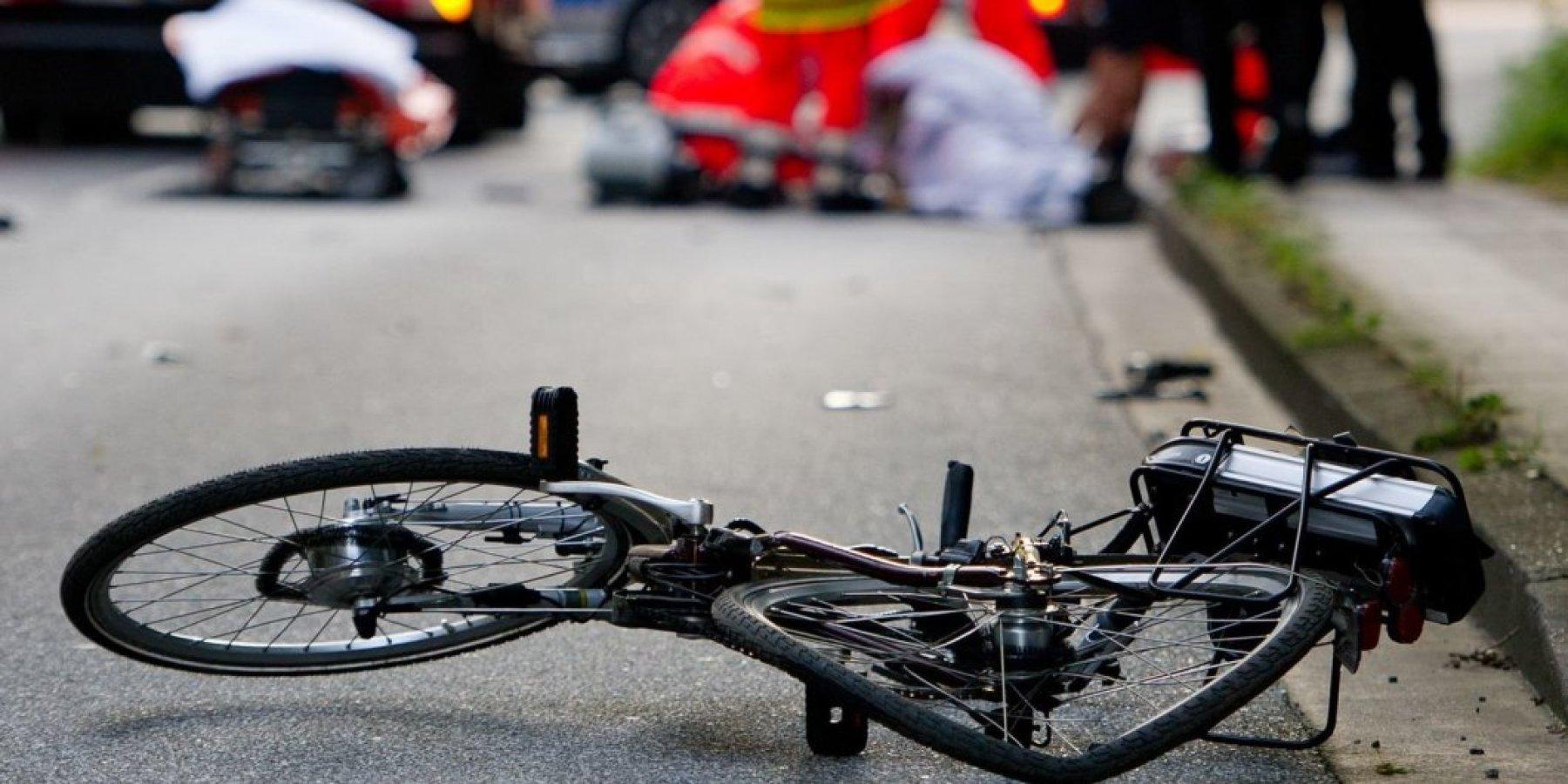 E-Bike kollidiert mit Fußgänger – 32-Jährige schwer verletzt