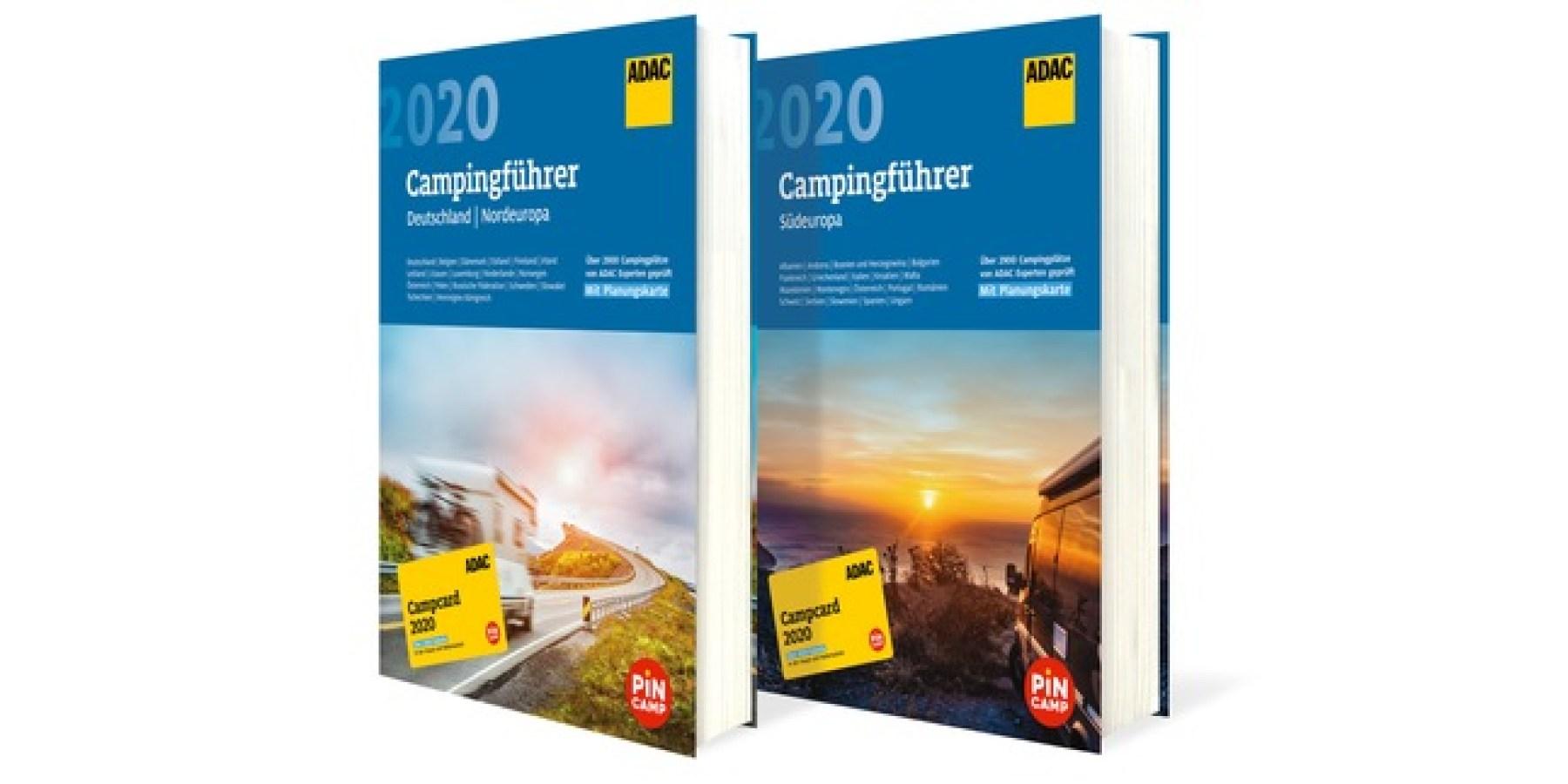 Planen und sparen mit dem neuen ADAC Campingführer 2020