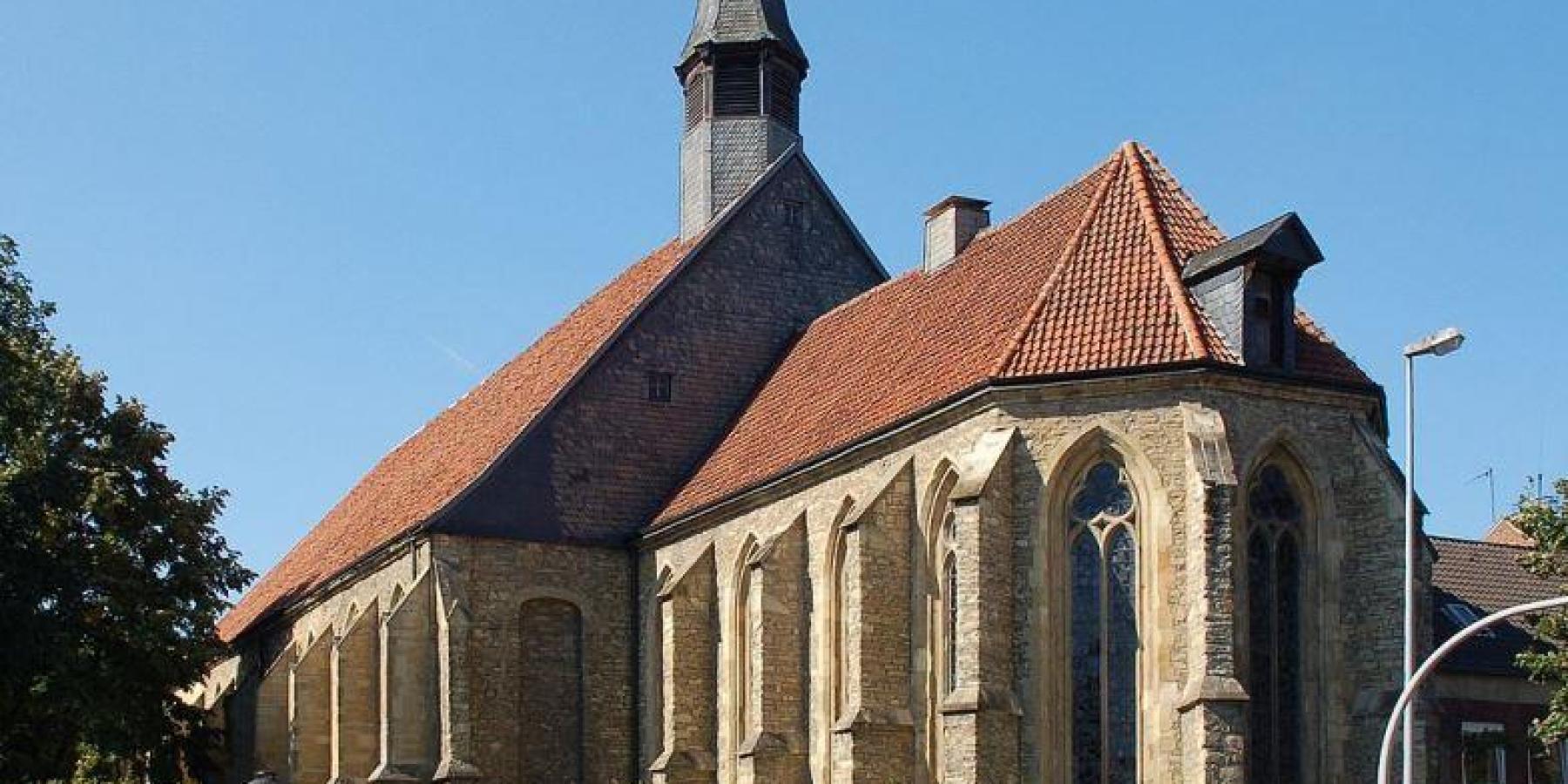 Apostelkirche: Baumreihe wird wieder zur Hecke