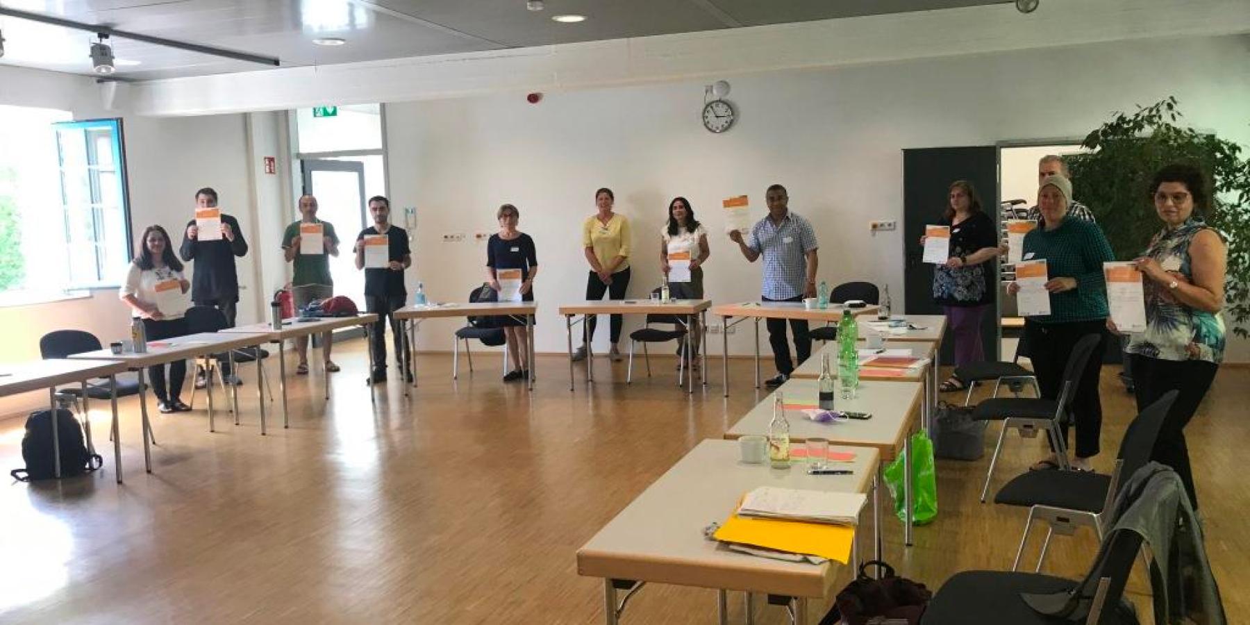 Sprachmittlungspool: Unterstützung für Zuwanderer und deren Berater