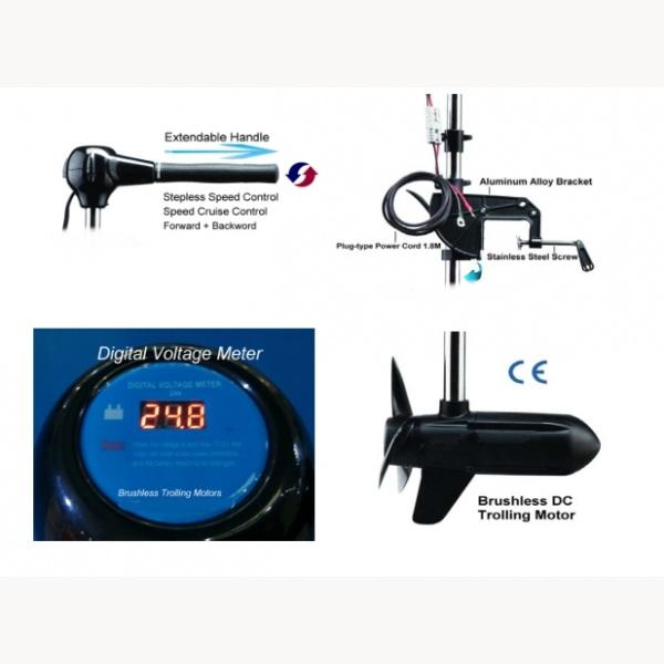 36 volt aussenborder double light switch wiring diagram nz navigator 2 0 120 lbs 24v 1 470w 65a digital stufenlos niro schaft 91 cm elektromotor vergl