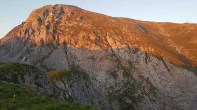 Abendsonne auf dem Kahlersberg