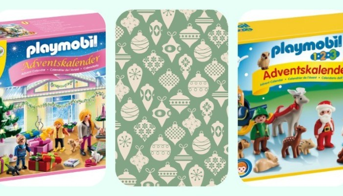 Playmobil Adventskalender-Verlosung