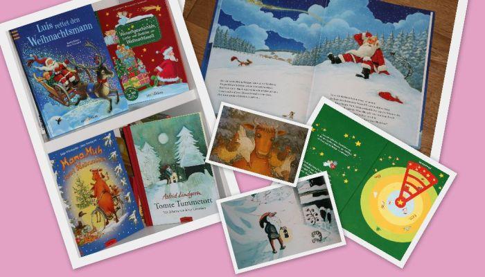 Meine Buchempfehlungen zur Weihnachtszeit