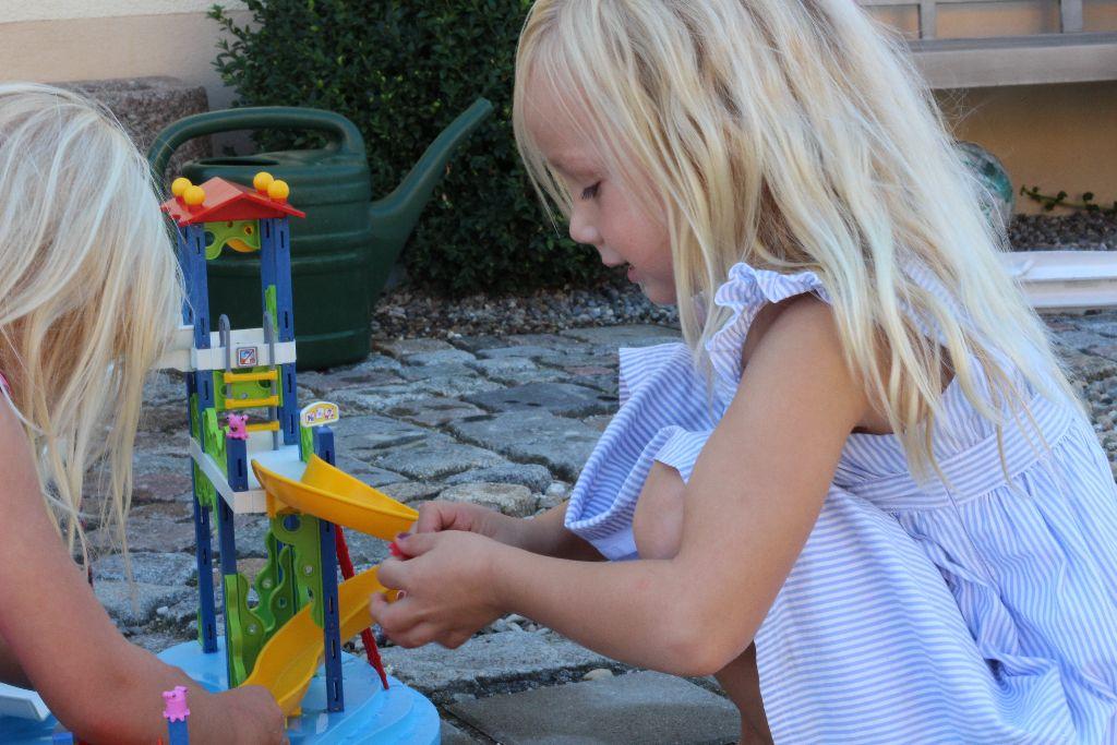 Wasserpark Playmobil