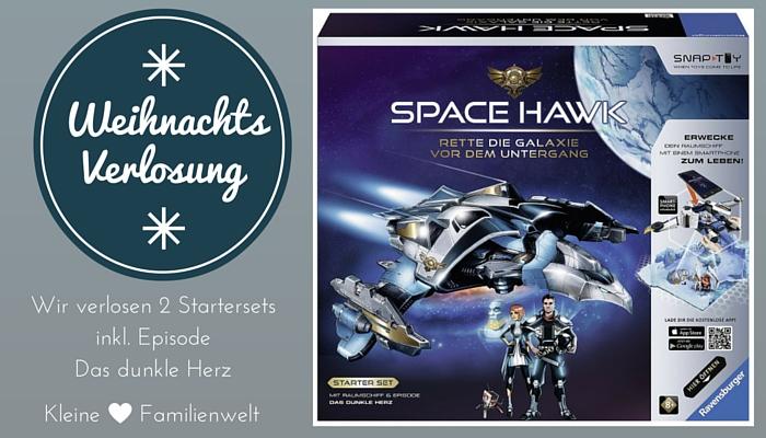 SPACE HAWK von Ravensburger – interAKTIV wörtlich genommen!