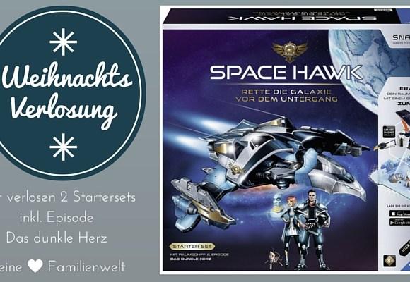 Gewinne ein SPACE HAWK Starterset