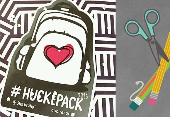 #Huckepack2016