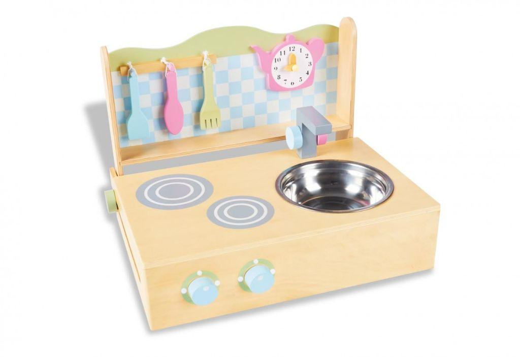 Kinderküche aus Holz: Eni von Pinolino
