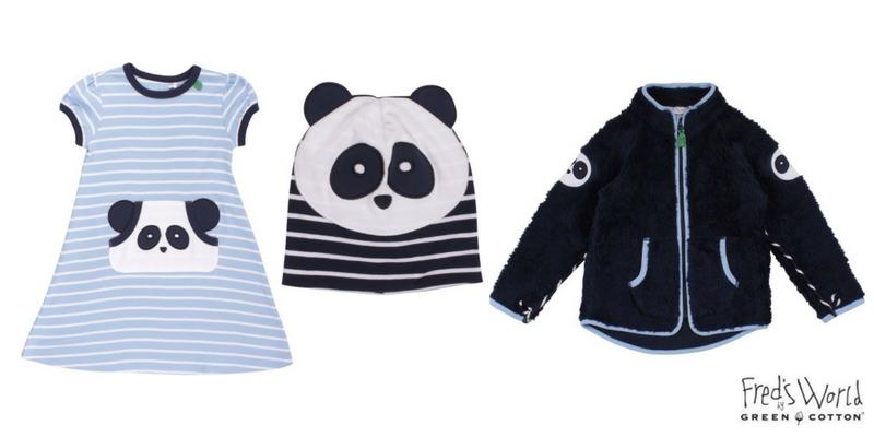 Panda Kollektion by Fred´s World