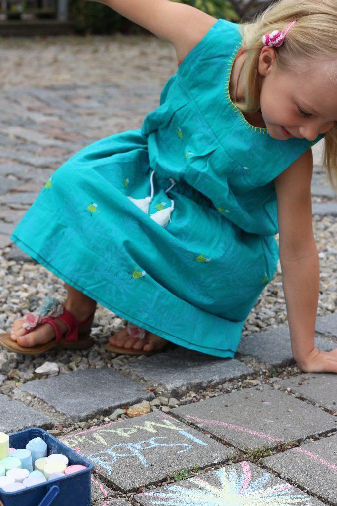 Ein Kleid zum Verlieben - la queue du chat