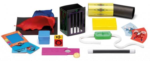 Zaubertricks für Kinder - das ist der Inhalt der Magic Zaubershow von KOSMOS