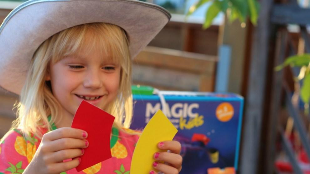 Zaubern macht superviel Spaß!