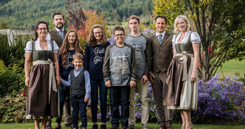 Ein Traditionsunternehmen - die Winklerhotels in Südtirol