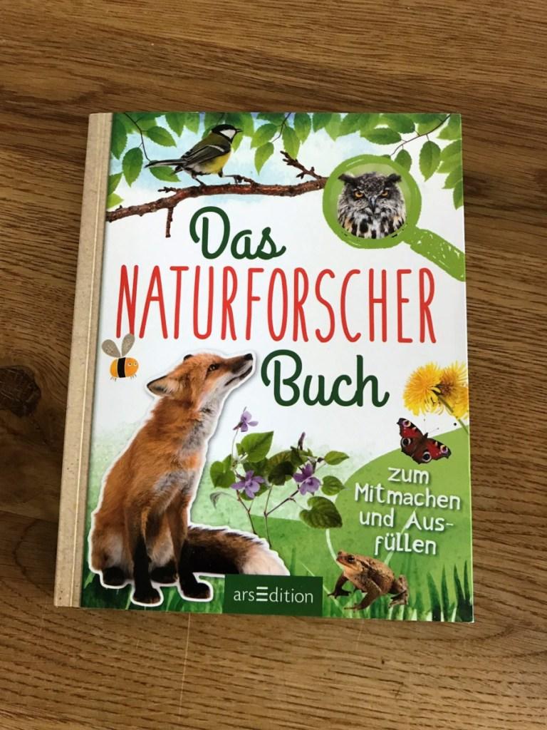 Das Naturforscher Buch von arsEdition