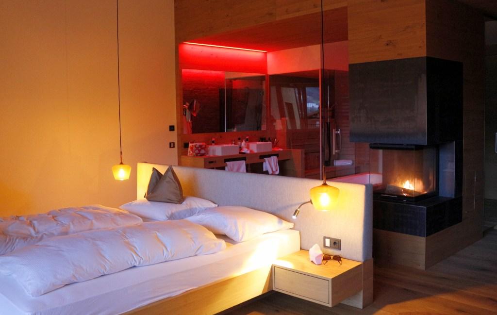 Hotelzimmer Großarl Nesslerhof