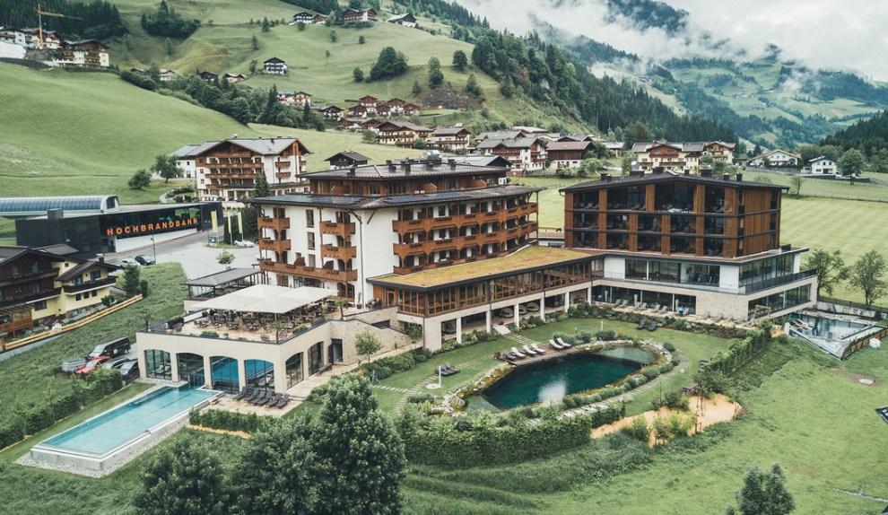 Wellnessurlaub im Salzburger Land
