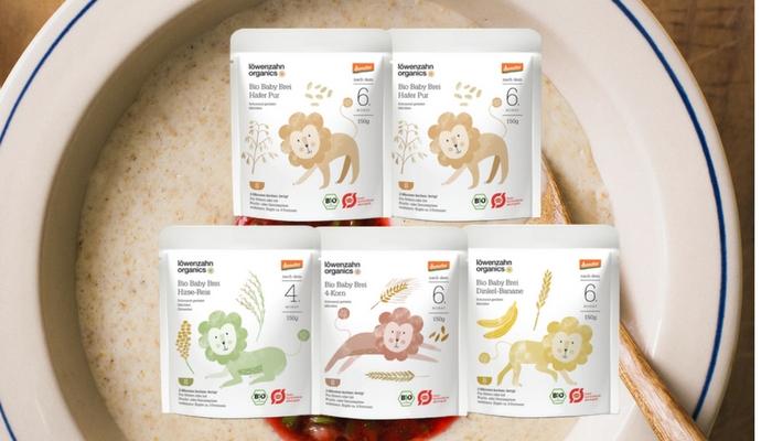 Löwenzahn organics Packshots