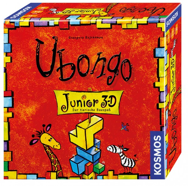 Cover Ubongo Junior 3D