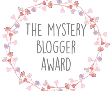 Logo Mystery Blogger Award