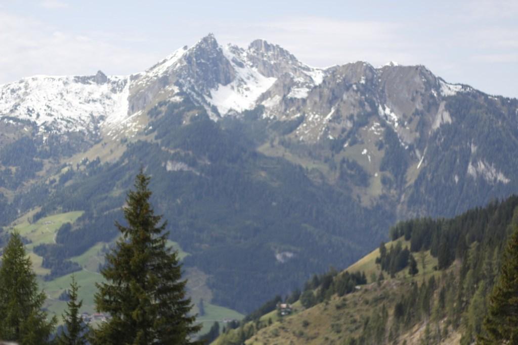 Berge im Großarltal